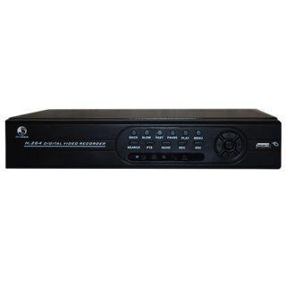DVR Stand Alone H264 digital 120fps 4canais