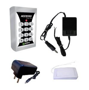Kit Controle de Acesso para Fechadura Elétrica